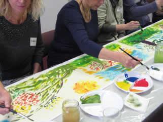 creatieve workshop groepen